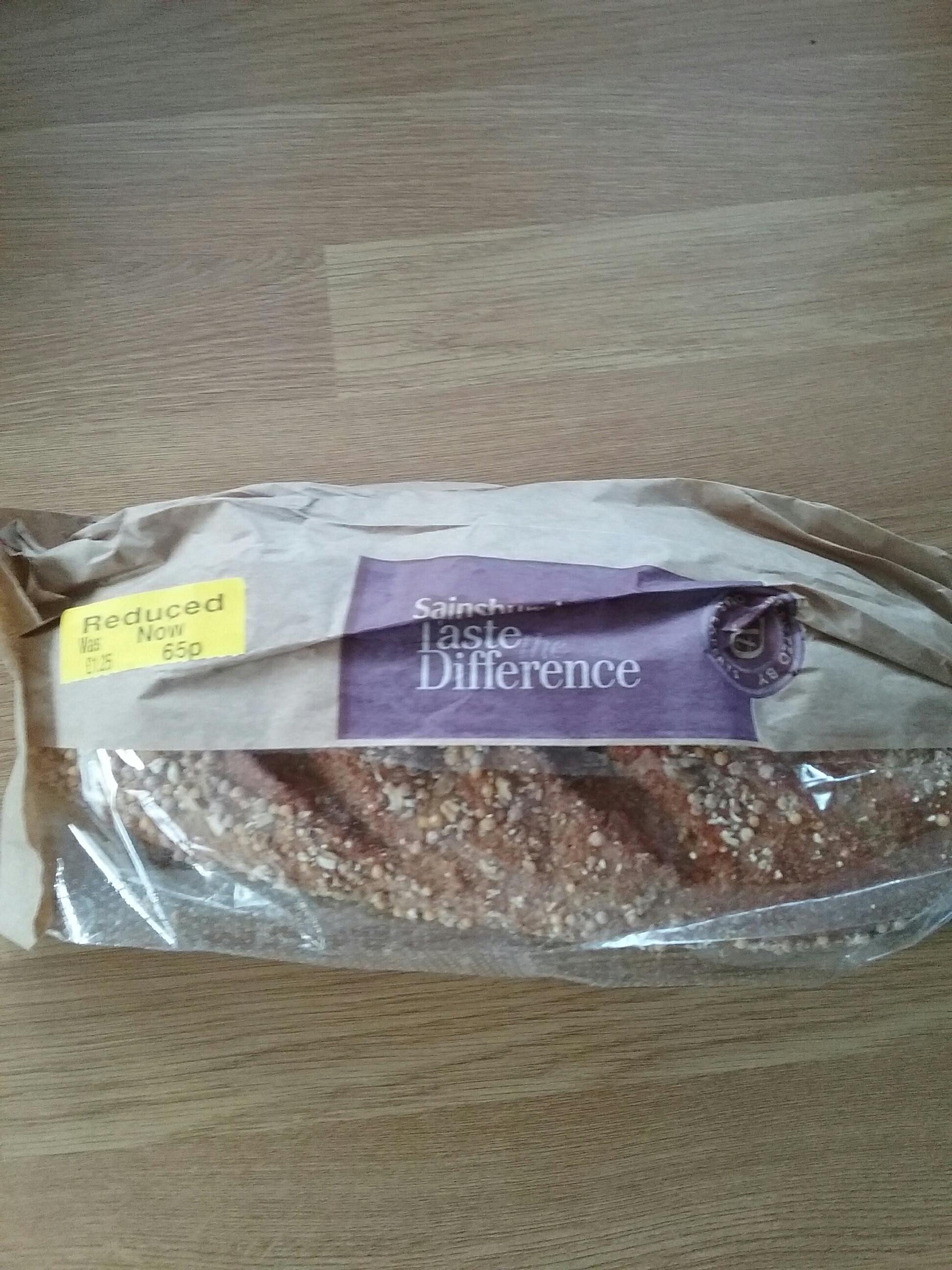 Bread for Posh Mushrooms on toast