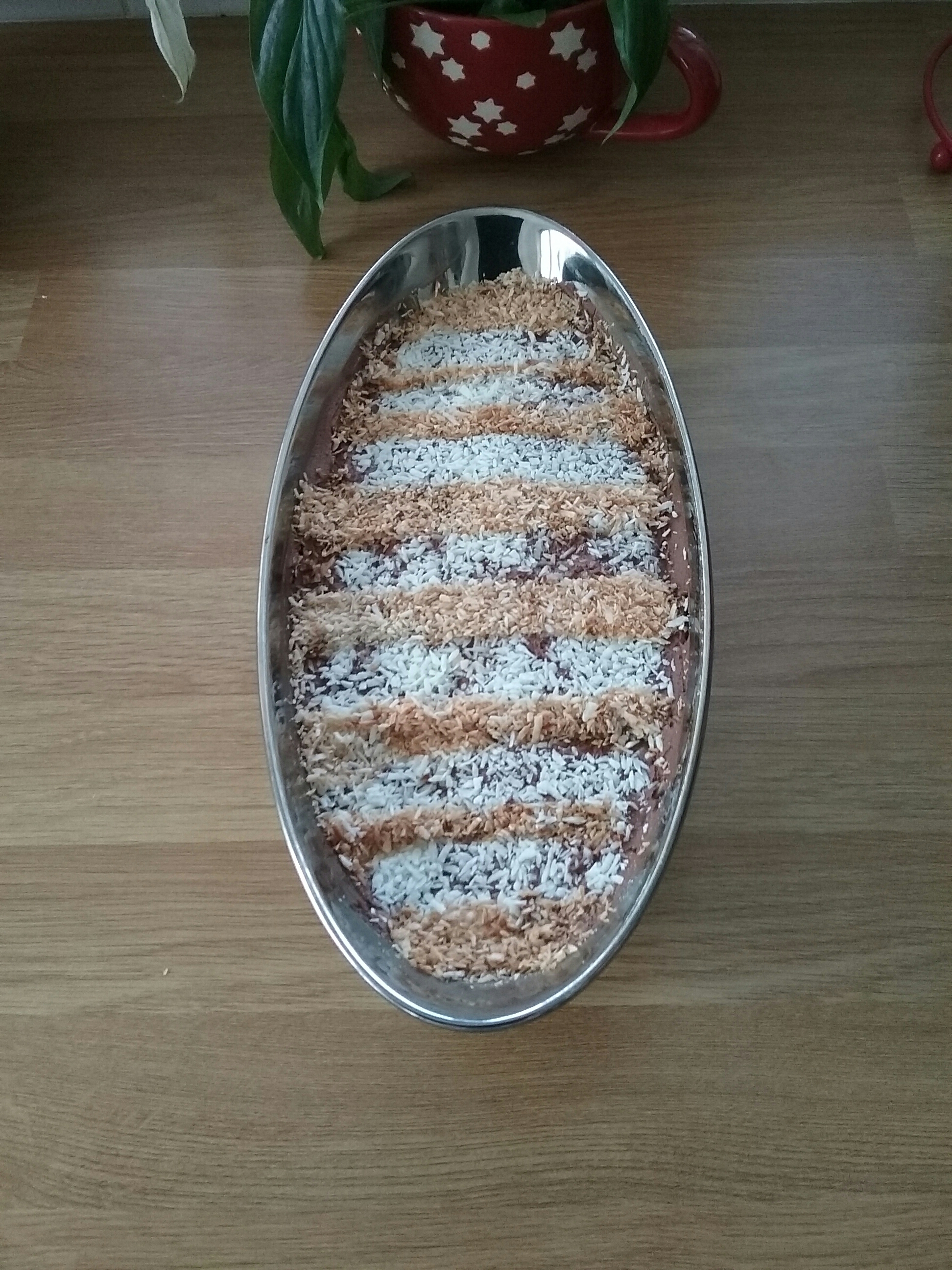 oat pudding