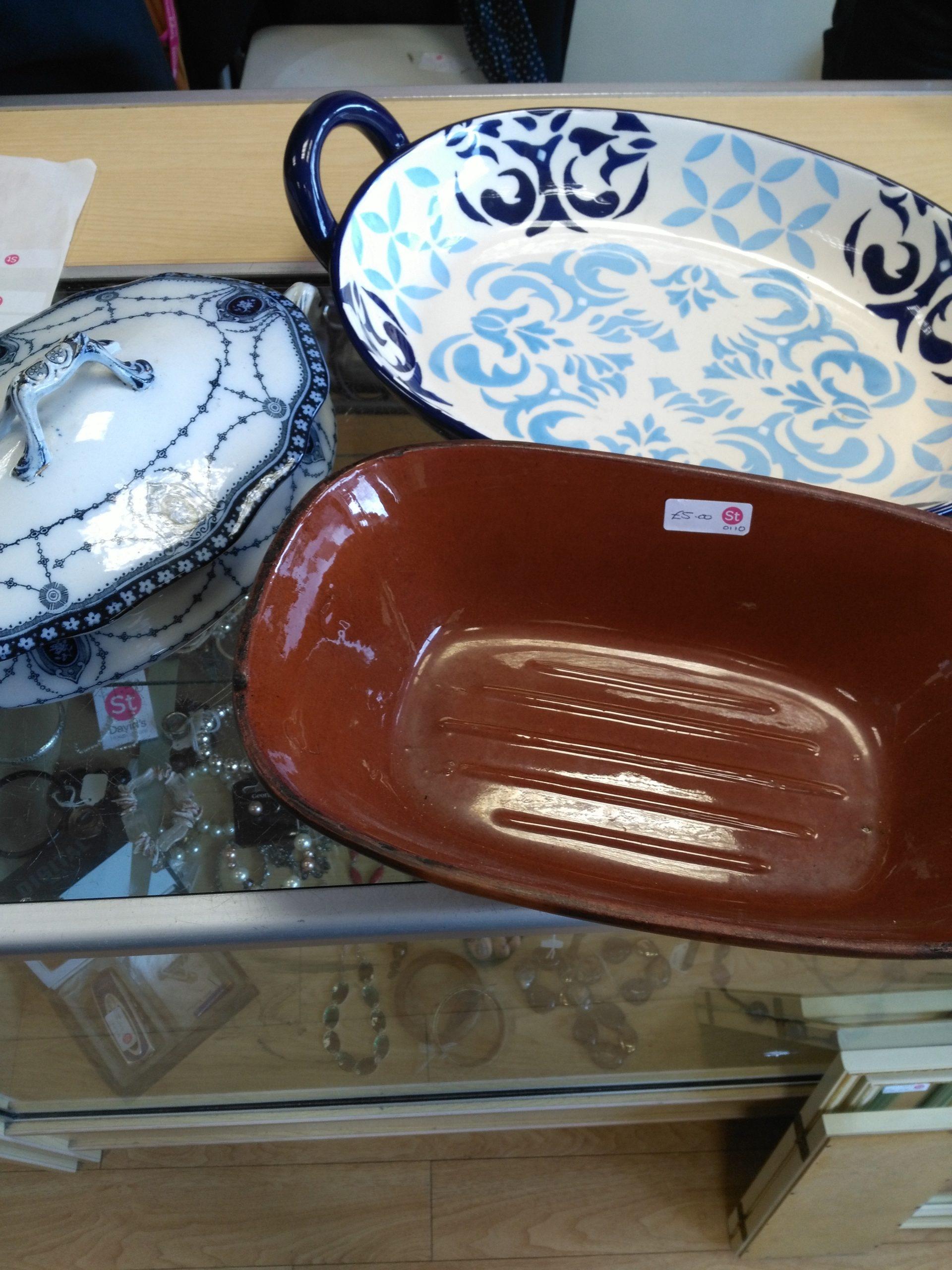 Charity shop bargains blog
