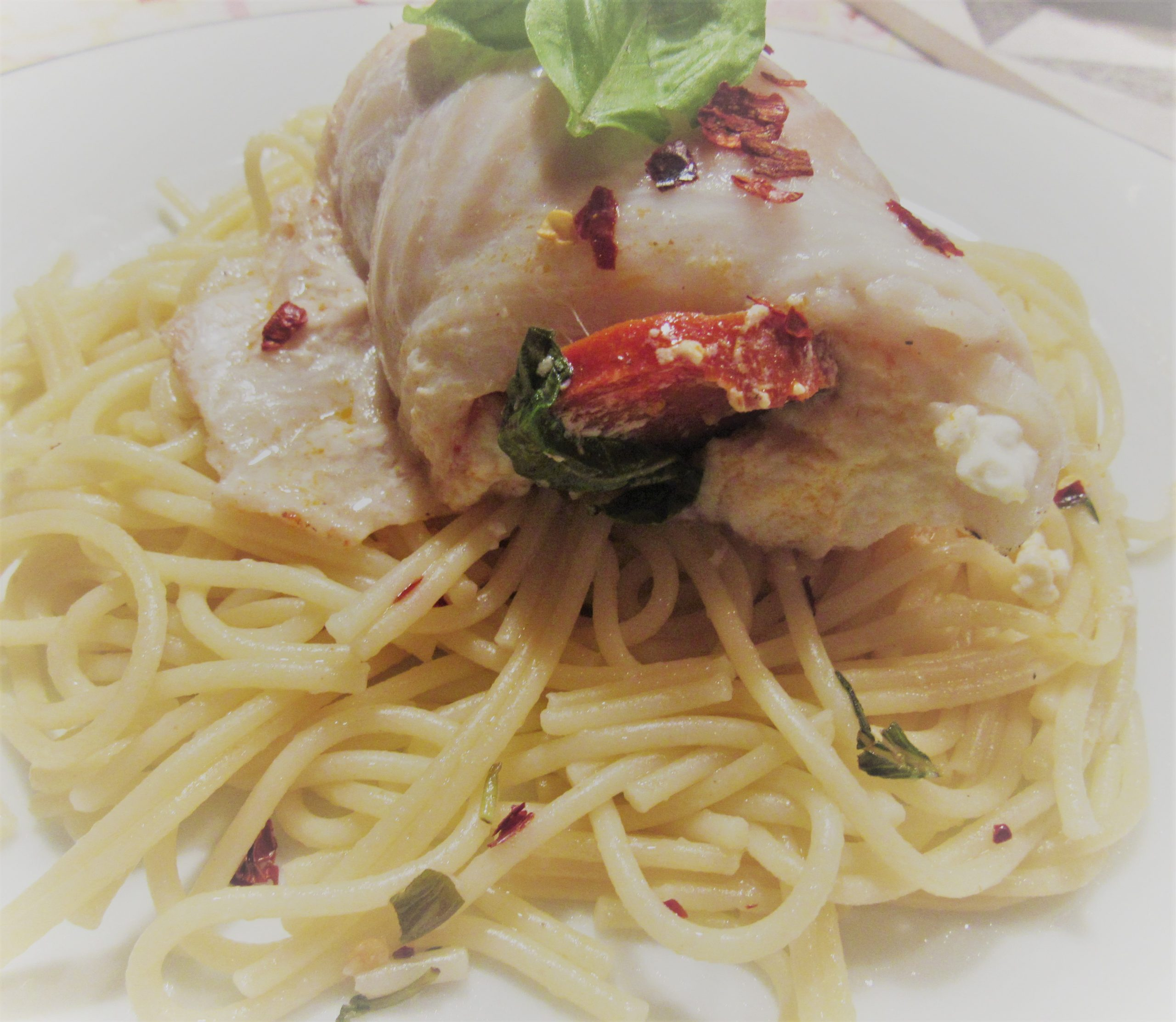 cod with chorizo recipe