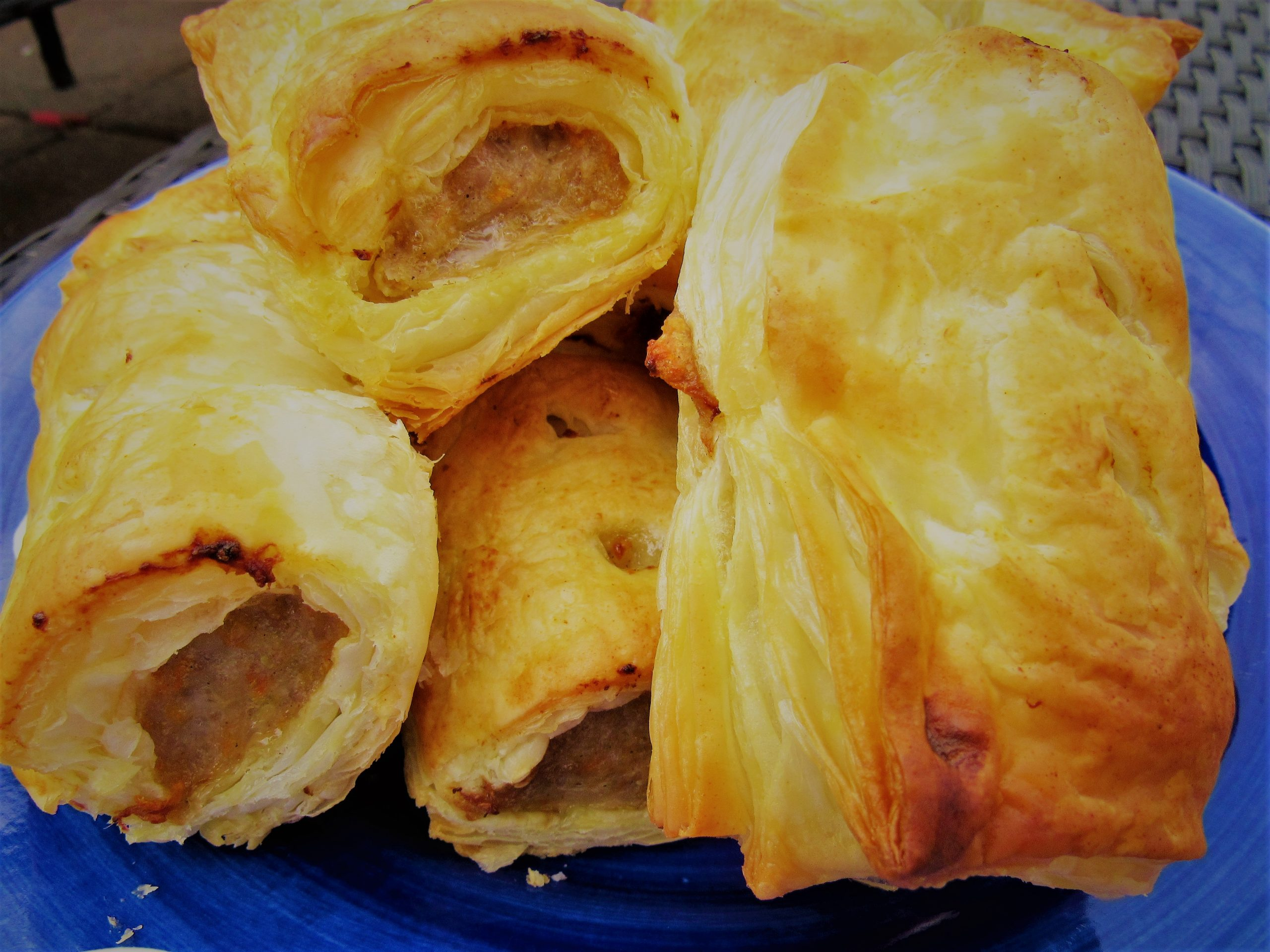 Sneaky easy sausage roll recipe