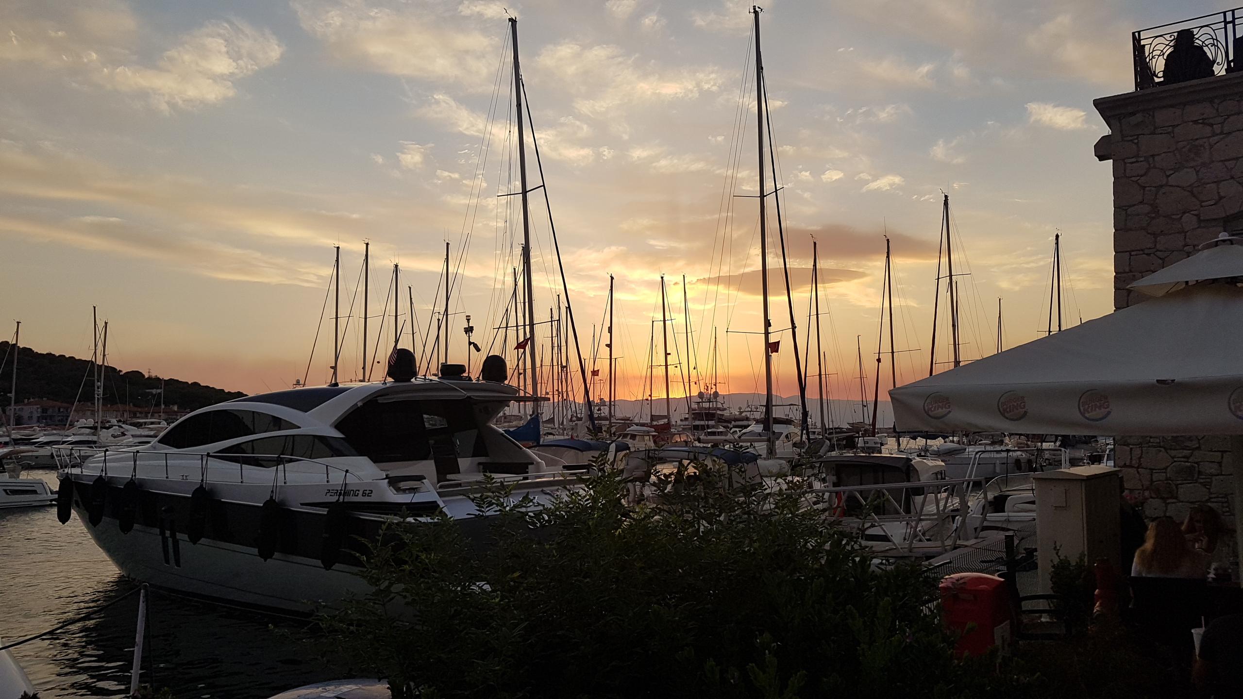 My Forking Travels....Beautiful Alacati, Turkey.
